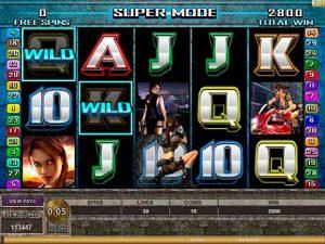 Ротативка Lara Croft 2